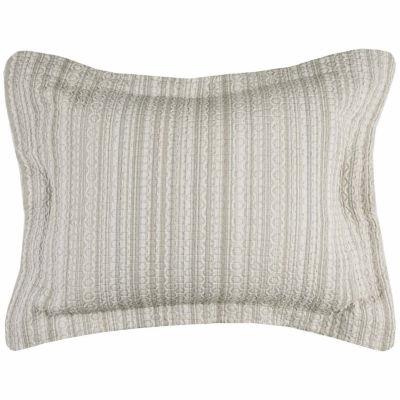 Rizzy Home Patrick Matelassé Pillow Sham