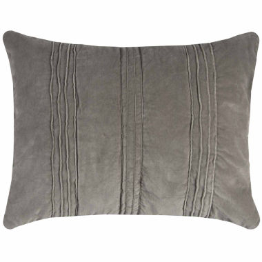 Rizzy Home Mr. Grey Pillow Sham