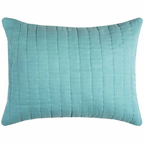 Rizzy Home Jade Pillow Sham