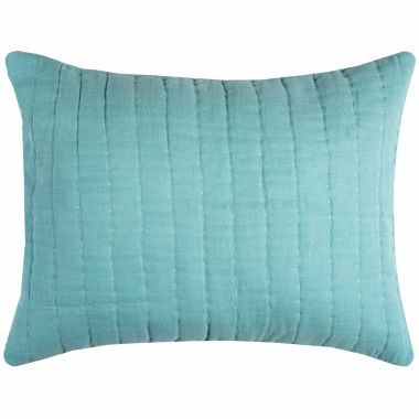 Rizzy Home Jade Pillow Sham