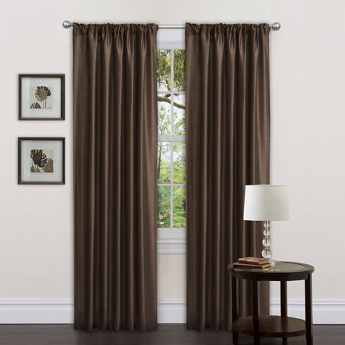 Lush Decor Abigail Curtain Panel