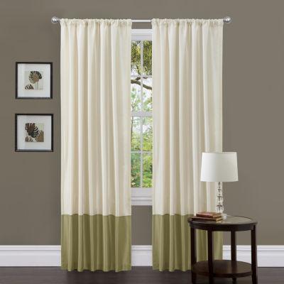 Lush Decor Ashlyn Curtain Panel