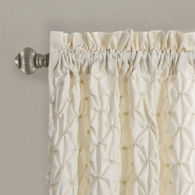 Lush Decor Bayview 2-Pack Curtain Panel