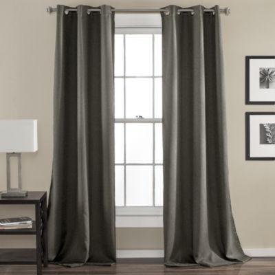 Lush Decor Darcie Room Darkening Curtain Panel
