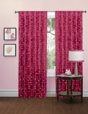 Lush Decor Gigi Curtain Panel