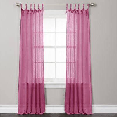 Lush Decor Helena 2-Pack Curtain Panel