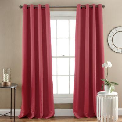 lush decor jamel room darkening curtain panel