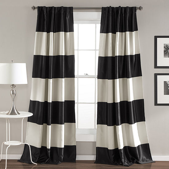Lush Decor Montego Multi-Pack Curtain Panel