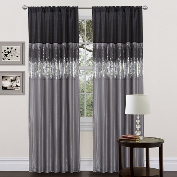 Lush Decor Night Sky Curtain Panel