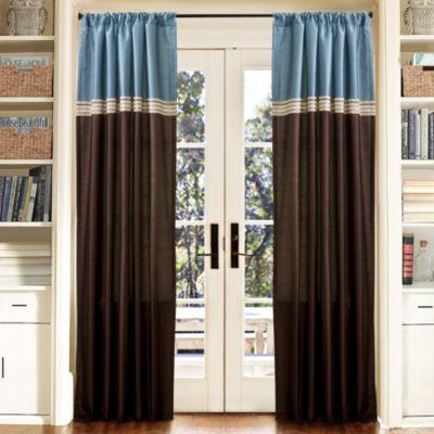 Lush Decor Terra Curtain Panel