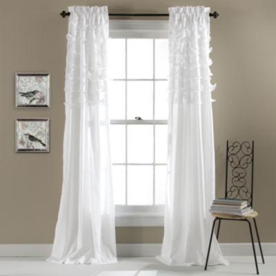 Lush Decor Avery 2-Pack Curtain Panel