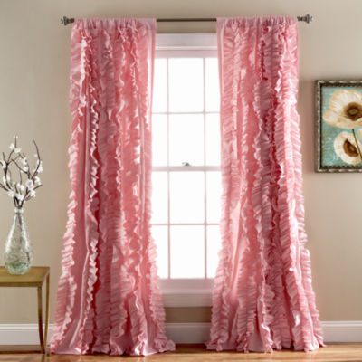 Lush Decor Belle Curtain Panel