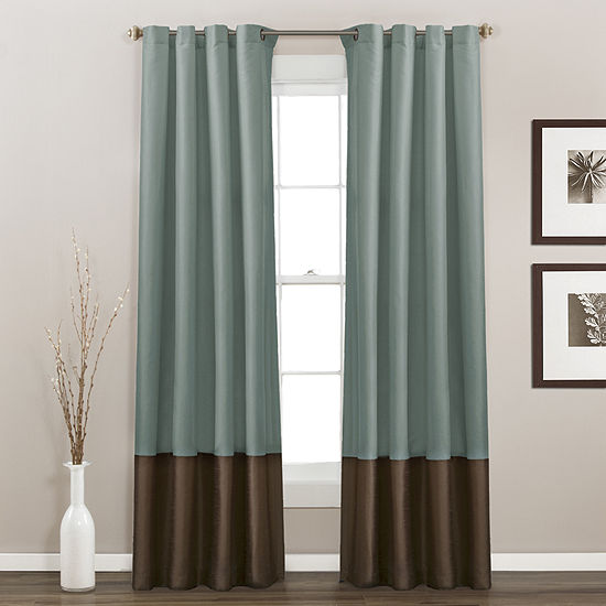 Lush Decor Prima Curtain Panel