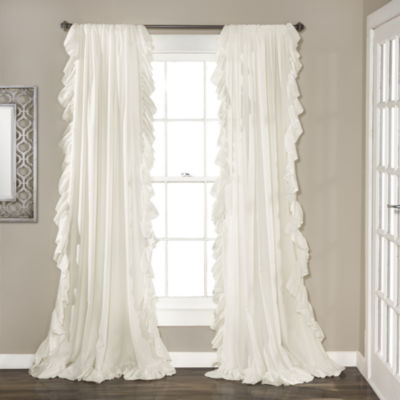 Lush Decor Reyna 2-Pack Curtain Panel
