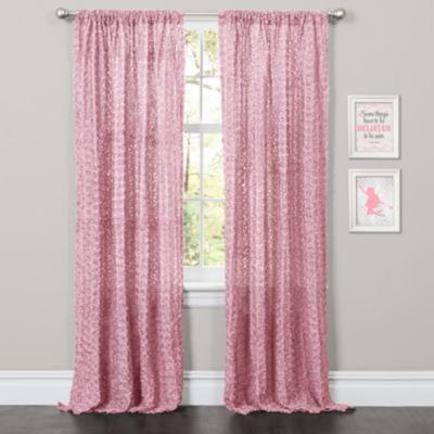Lush Decor Rosina Curtain Panel