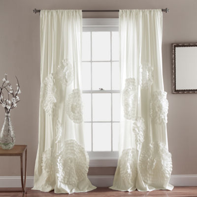 Lush Decor Serena Curtain Panel