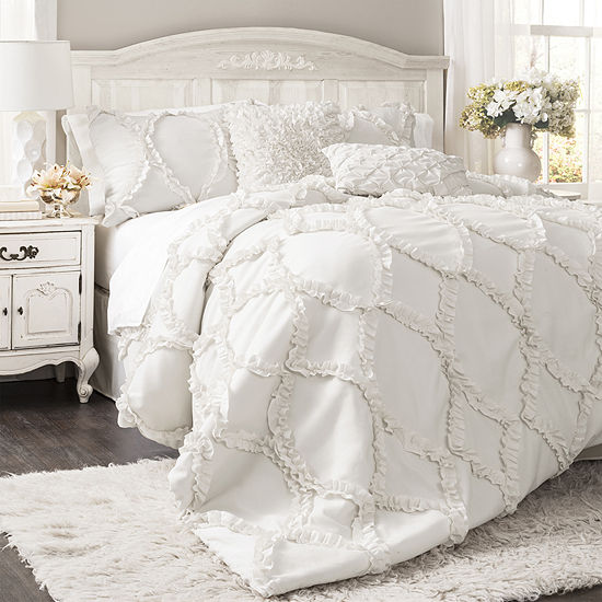 Lush Decor Avon 3-pc Comforter Set