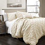 Lush Decor Ravello Pintuck 5pc Comforter Set