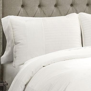 Lush Decor Thin Stripe Texture 3pc Quilt Set - JCPenney : thin quilt - Adamdwight.com