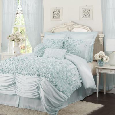 Lush Decor Lucia 4pc Comforter Set