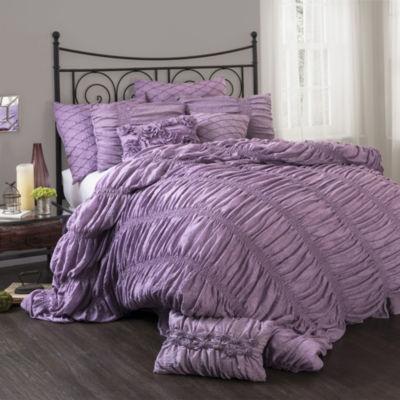 Lush Decor Madelynn 3pc Comforter Set
