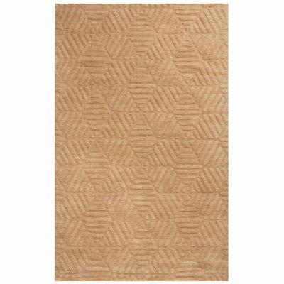 Rizzy Home Technique Collection Hand-Loomed Nova Geometric Area Rug