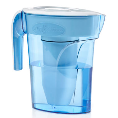 ZeroWater 8-cup Pitcher with Free FCI