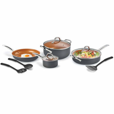 Cooks 10-pc. Glass Cookware Set