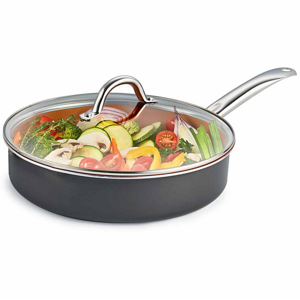 Cooks 4.5-qt. Jumbo Dutch Oven with Glass Lid
