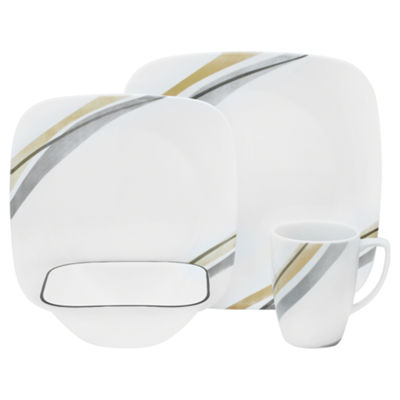 Corelle Boutique Muret Square 16pc Set