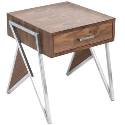 Tetra End Table