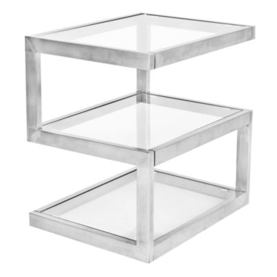 5S 3-Tier End Table