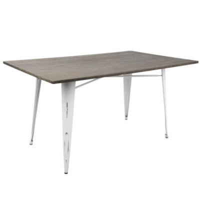 Oregon Modern Rectangular Dining Table