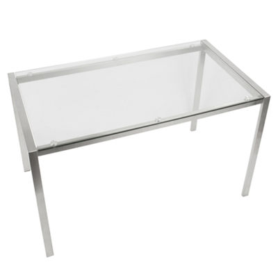 Fuji Modern Rectangular Dining Table
