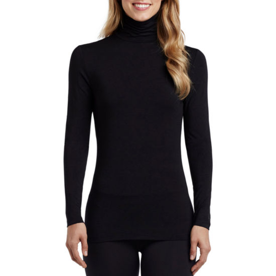 Cuddl Duds Softwear With Stretch Thermal Shirt-Plus