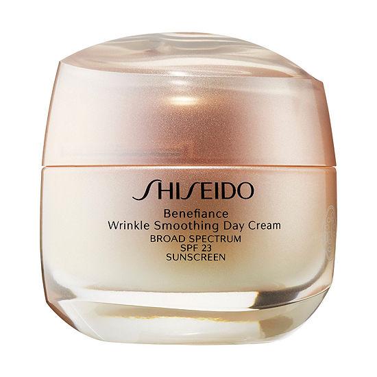 Shiseido Benefiance Wrinkle Smoothing Day Cream SPF 23