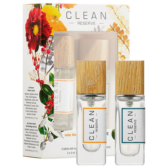 CLEAN RESERVE Reserve - Mini Solar Bloom & Rain Duo