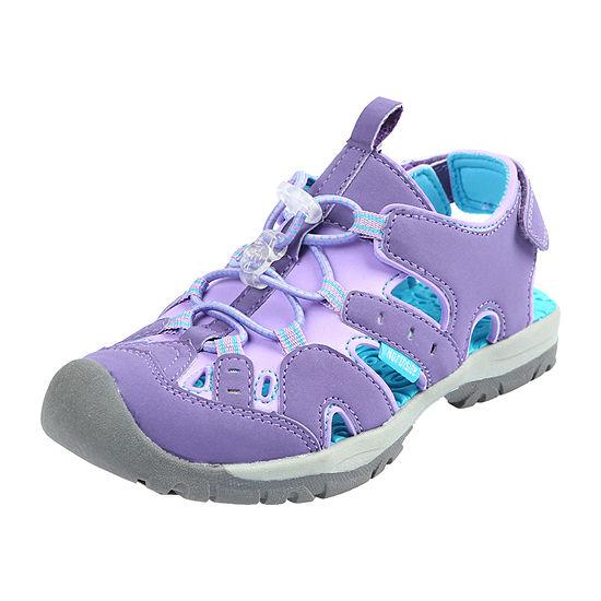 Northside Burke Se Adjustable Strap Flat Sandals Toddler Girls