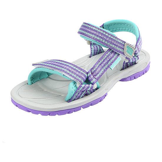 Northside Seaview Adjustable Strap Flat Sandals Toddler Girls