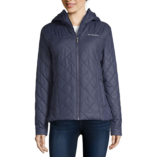 Columbia Copper Crest Fleece Lined Midweight Quilted Jacket