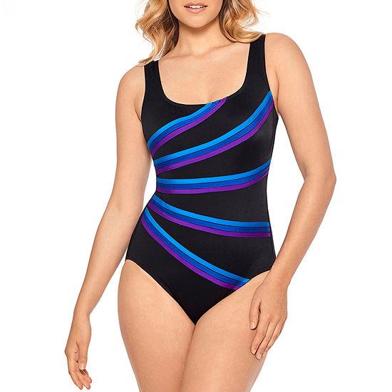 Robby Len By Longitude One Piece Swimsuit