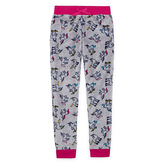 Arizona Christmas Girls Fleece Pajama Pants