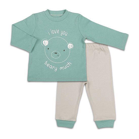 The Peanut Shell I Love You Beary Much 2-pc. Baby Gift Set-Baby Unisex