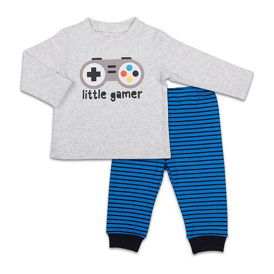 The Peanut Shell Little Gamer 2-pc. Baby Gift Set-Baby Unisex