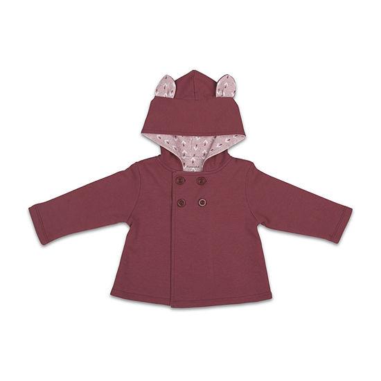 The Peanutshell Baby Girls Lightweight Softshell Jacket