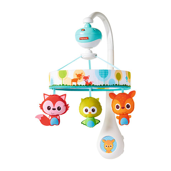 Tiny Love Lullaby Tiny Friends Baby Mobile