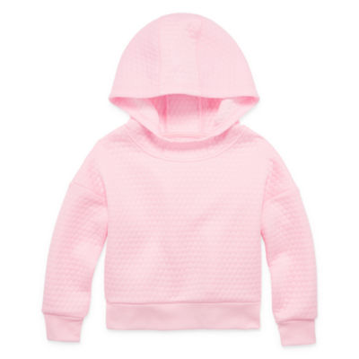 Xersion Girls Drop Shoulder Sleeve Hoodie - Preschool / Big Kid