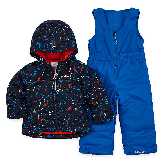 Columbia Sportswear Co. Boys Water Resistant Heavyweight Parka-Toddler
