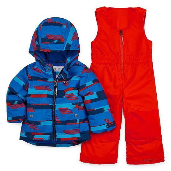 Columbia Sportswear Co. Water Resistant Heavyweight Parka-Toddler Boys
