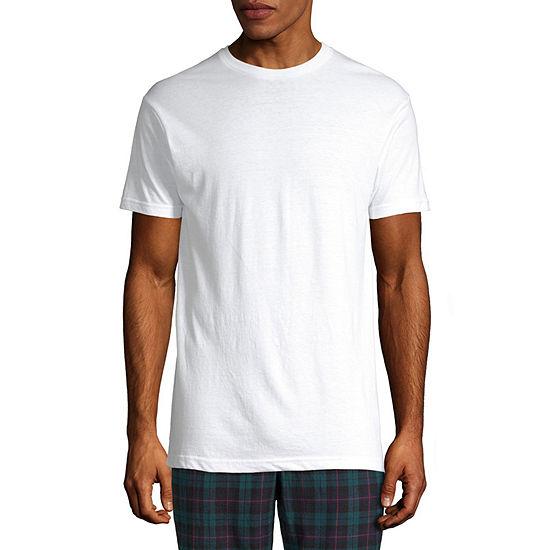 Stafford 4+1 Bouns Pair Dry+Cool Short Sleeve Crew Neck T-Shirt